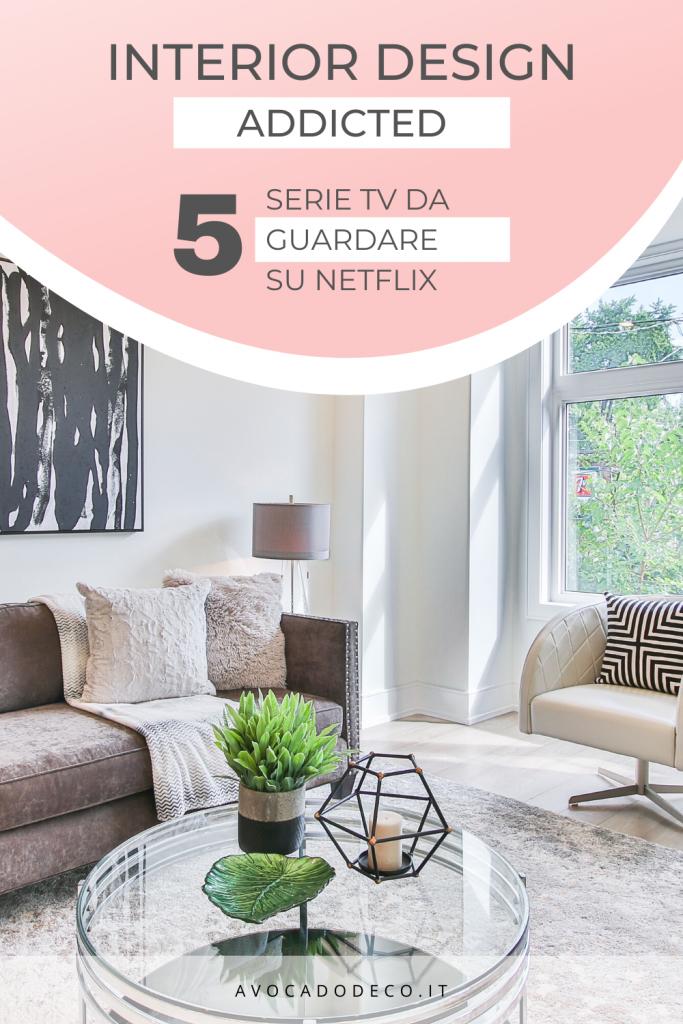 serie tv interior design