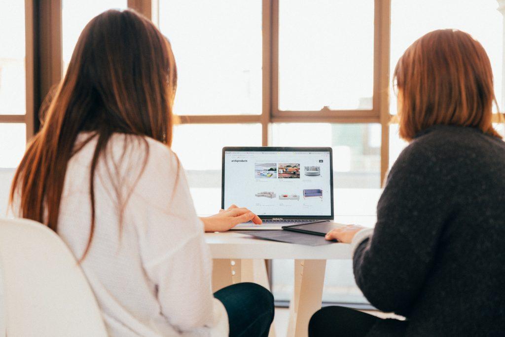 progettare una home page